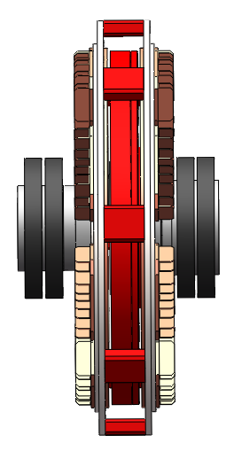MCB-标准型磁力偶合器
