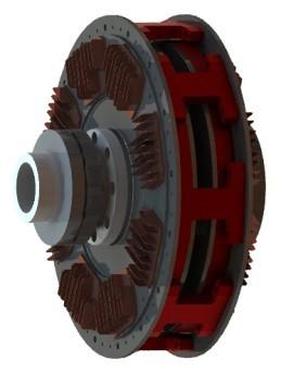 MCY-延迟型磁力偶合器