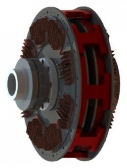 COY-延迟型磁力偶合器