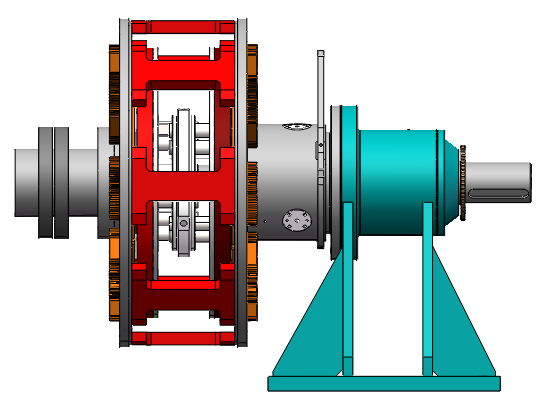 MCT-调速型磁力偶合器