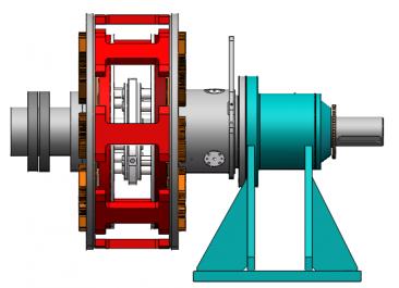 COT-调速型磁力偶合器